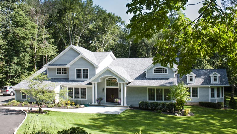 Brookville Long Island Classic Home Architecture
