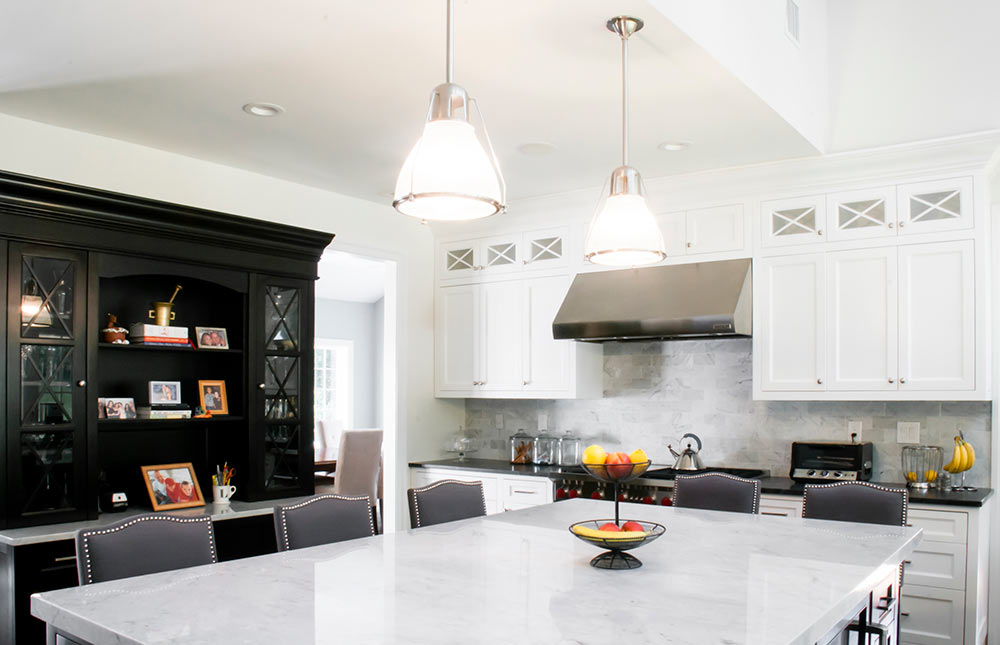 Huntington Traditional Residential Kitchen Design