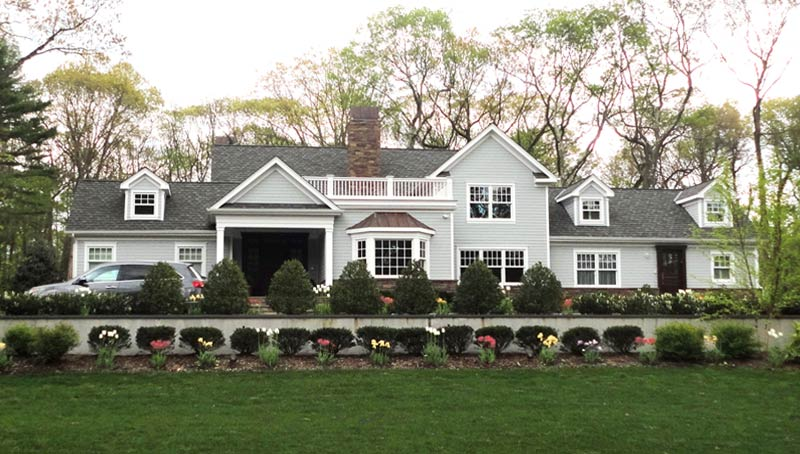 Old Westbury Home Renovation After