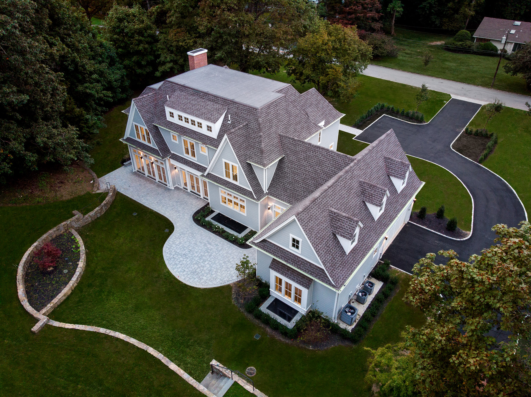 Custom Home design and architecture by DHMurray Architecture