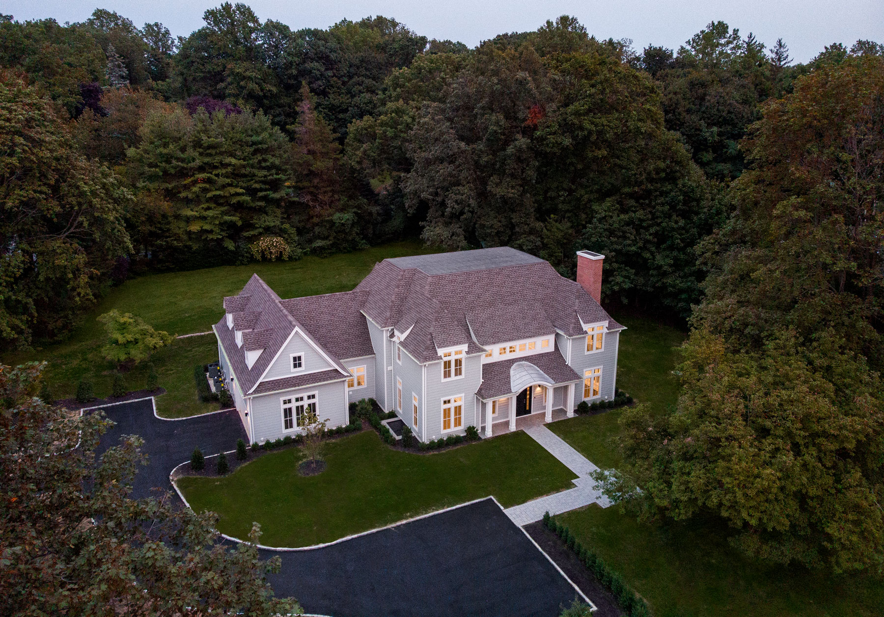Newly Completed Long Island Home Design