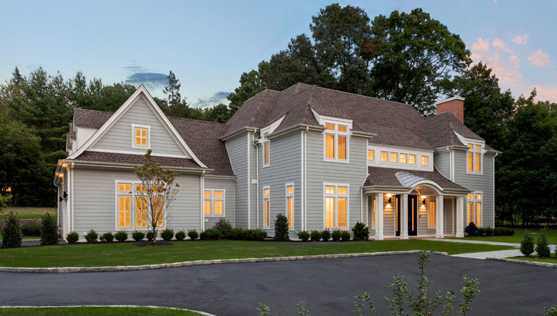 Sands Point Shingle Style Home Design Architecture