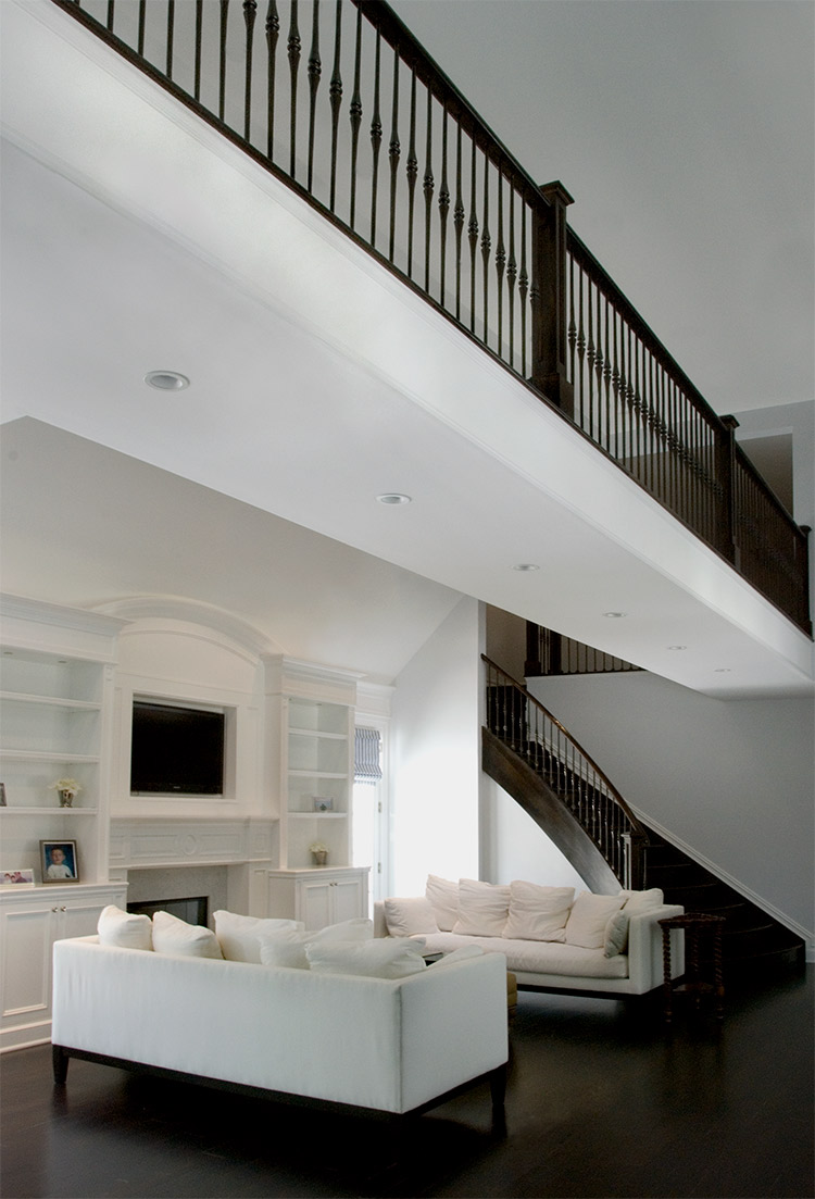 Interior Bridge Architecture High End Residence